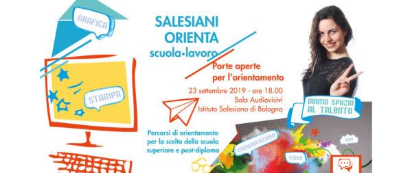 SALESIANI ORIENTA scuola lavoro – Polo di grafica e comunicazione