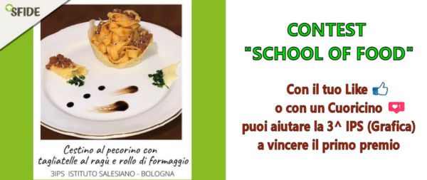 "CONTEST ""SCHOOL OF FOOD"""