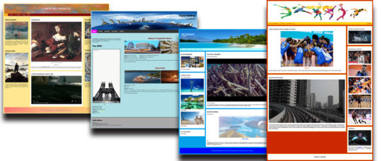 Ai Salesiani si progetta in HTML5 / CSS3 e Javascript