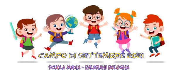 CAMPO DI SETTEMBRE 2021 – Scuola Media
